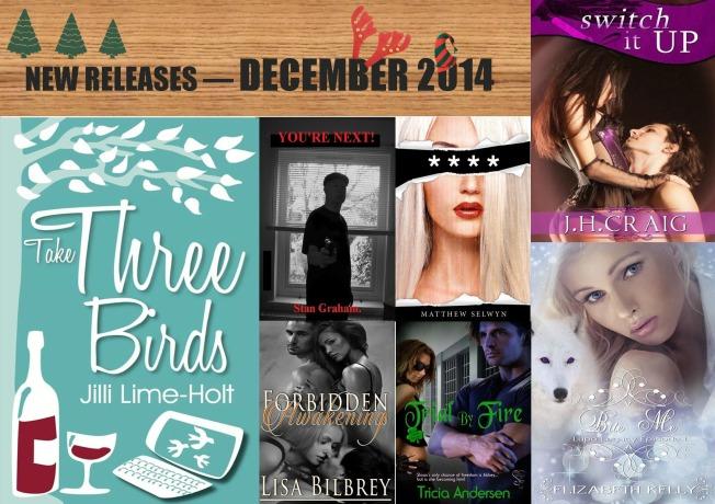 Dec 2014 new releases